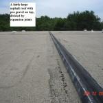 Asphalt-Gravel Roof Example
