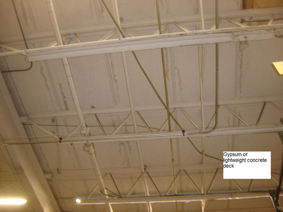Gypsum Roof Decks New Century Roofing
