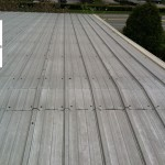 metal roof example