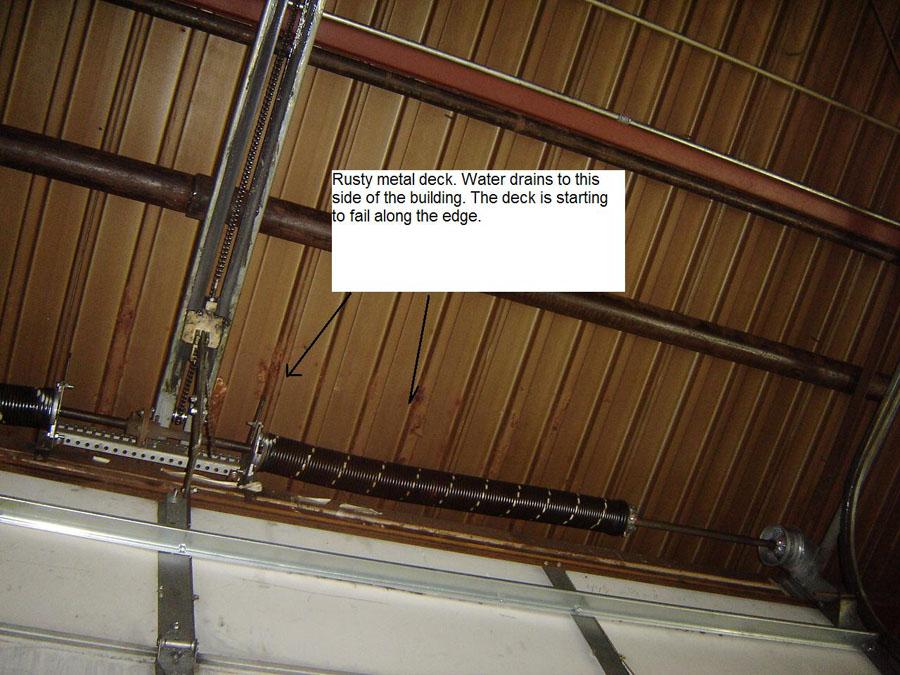 Steel Roof Decks New Century Roofing