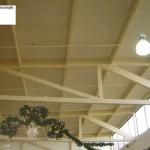 Tectum roof deck example.