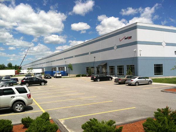 240,00 sq. ft. Firestone EPDM installation